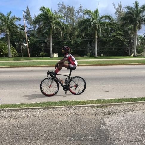 Chicken Elite Cyclist